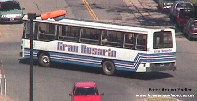 Buses rosarinos empresa gran rosario for Mercedes benz of san juan